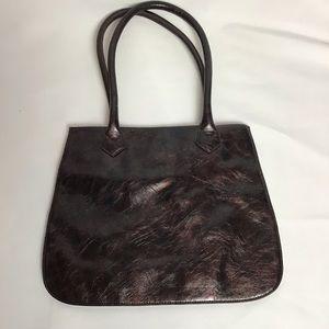 Shiraleah- Vegan Leather Tote Bag